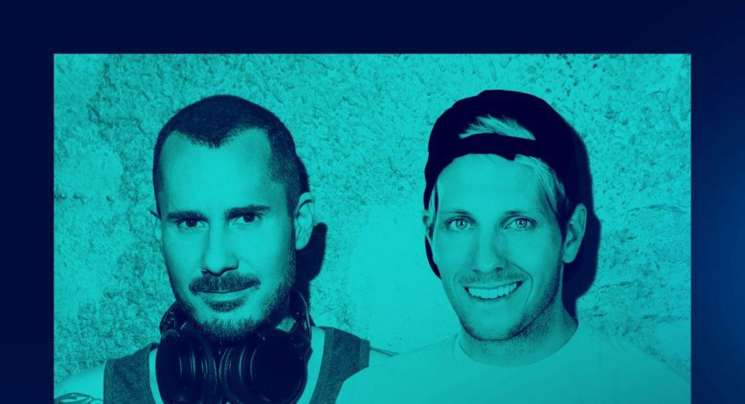 DJ Herzbeat und Axel Fischer