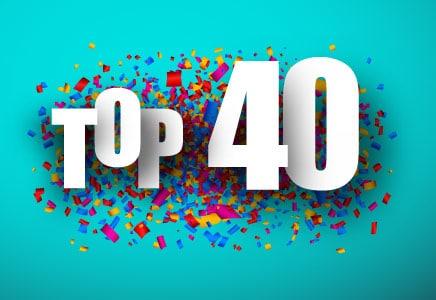 TOP 40 - Die Hitparade