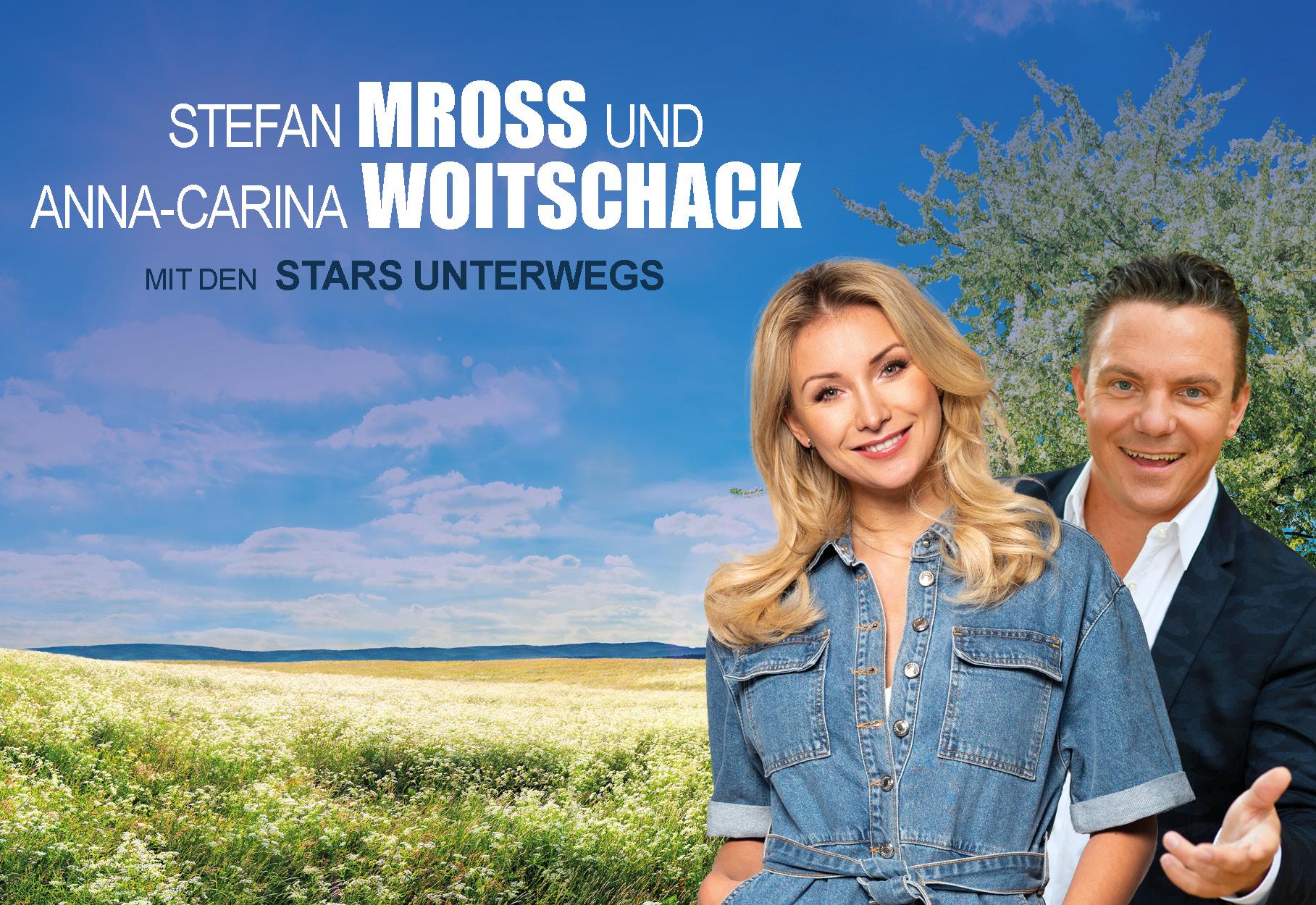 Stefan Mross und Anna-Carina Woitschak