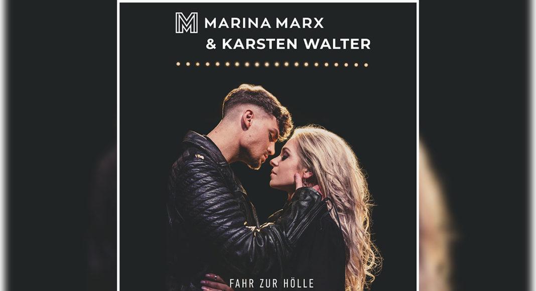 Marina Marx und Karsten Walter