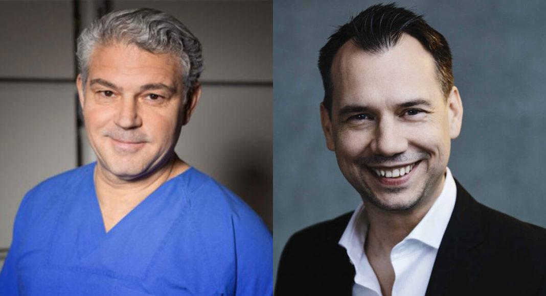 Michael Tsokos und Sebastian Fitzek