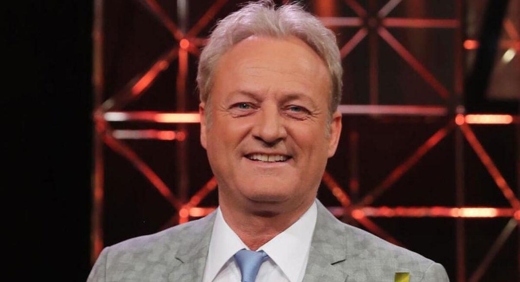 Schlager-Moderator Uwe Hübner
