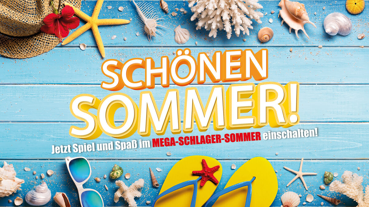 Mega Schlager Sommer