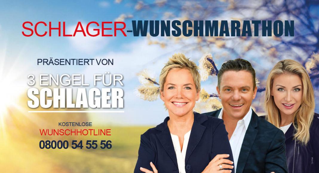 Wunschmarathon Pfingsten mit Inka Bause, Stefan Mross und Anna-Carina Woitschack