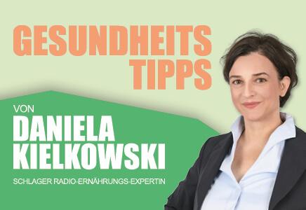 Gesundheits-Tipps von Daniela Kielkowski