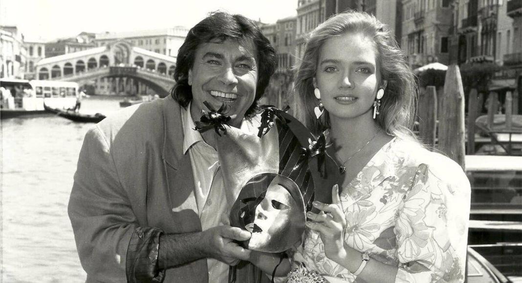 Julia Biedermann und Roy Blac